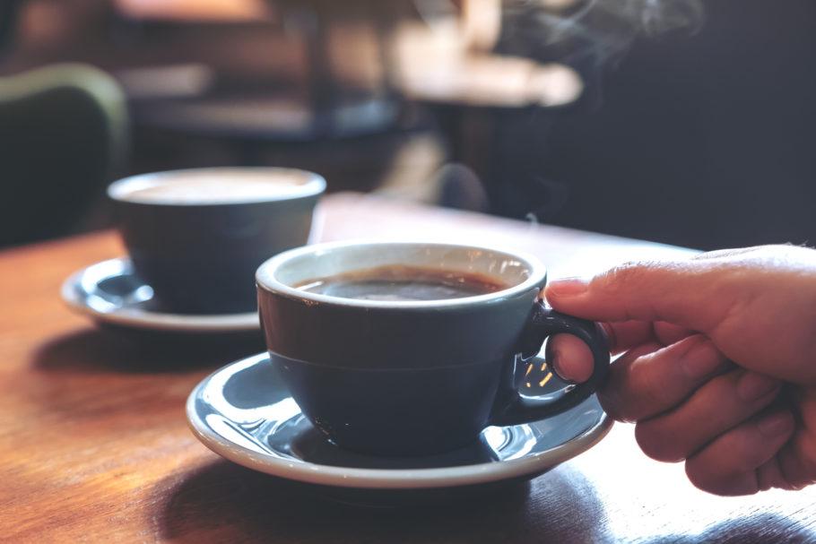 cafeína e pós-operatório